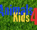 Animals4Kids Android App für Kinder